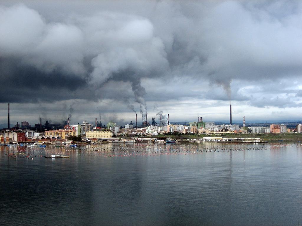 Ilva di Taranto: l'inquinamento che uccide