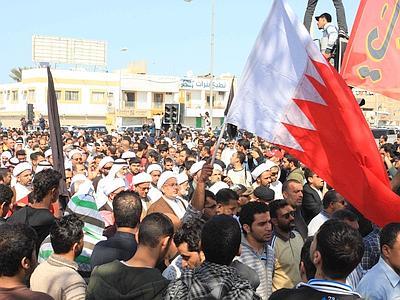 """""""Non correte il Gran Premio"""", il boicottaggio dei rivoluzionari del Bahrein"""
