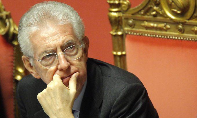 La riforma del lavoro non paga, Fornero e il governo in forte calo, Monti resiste