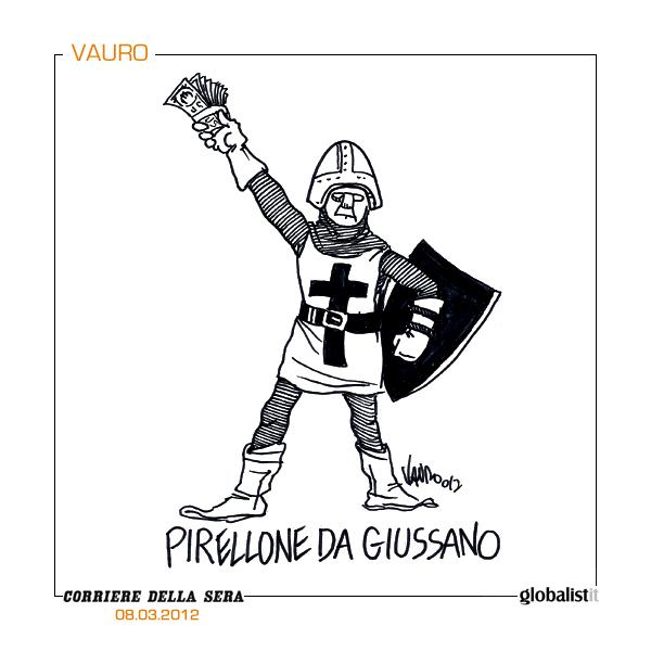 """""""Pirellone"""" da Giussano – vignetta"""