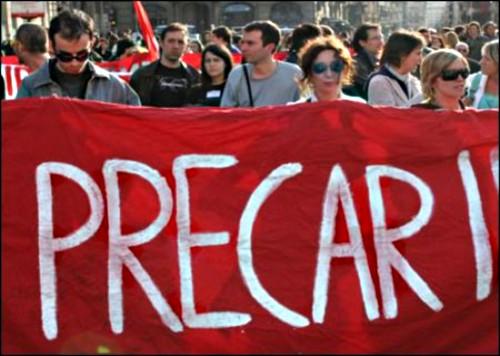 I nuovi proletari d'Italia: i precari