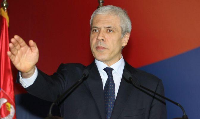 Dimissioni e ricandidatura, il presidente serbo Tadic coltiva ancora sogno europeo