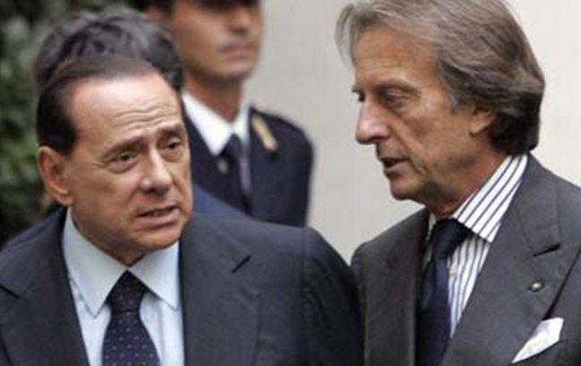 Berlusconi tira per la giacchetta Montezemolo. E pensa a un nuovo partito
