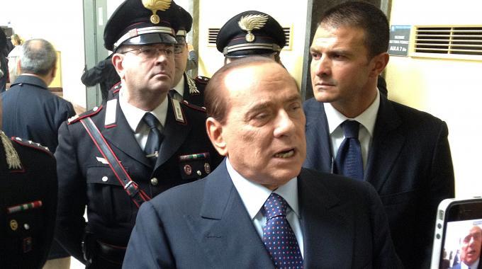La verità di Berlusconi sulla notte di Ruby in Questura – VIDEO