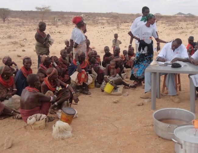 E nel Corno d'Africa si continua a morire di fame