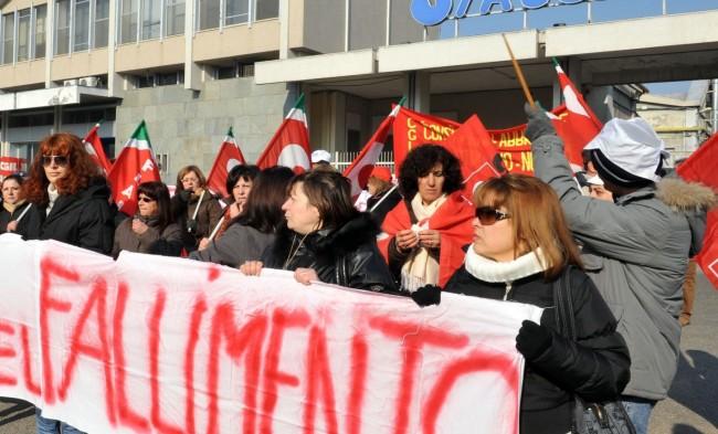 31 fallimenti al giorno: l'Italia delle imprese non ce la fa