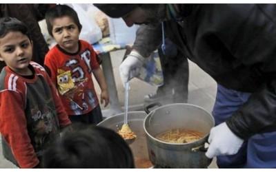 La Grecia e quella crisi che affama i bambini