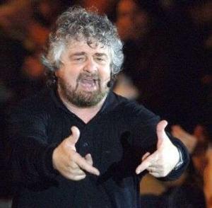 """Il """"Salva-Italia"""" di Beppe Grillo"""