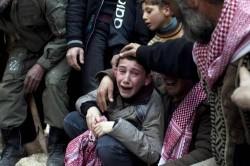 Siria, oltre 1.000 morti in una settimana. Ma nessuno si muove