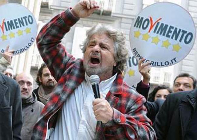 """Il trionfo di Grillo, """"Ora non ci potete più ignorare"""""""
