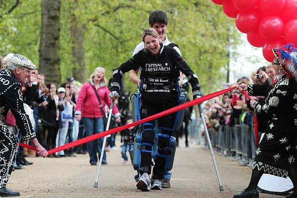 Sport e disabilità, la speranza viene da una tuta bionica
