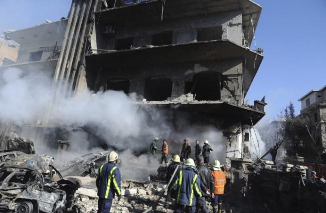 Bomba a Damasco, salta il Piano Annan