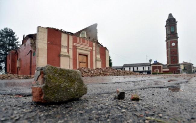 Terremoto al Nord, nuova forte scossa in provincia di Modena