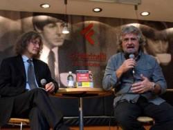 """Gianroberto Casaleggio, """"io, cofondatore del MoVimento 5 Stelle"""""""