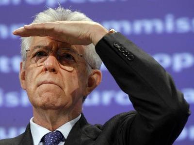 """Monti promette ossigeno alle imprese: """"smaltiremo 20-30mld di debiti"""""""