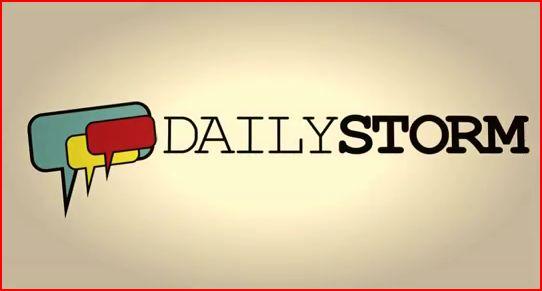 Dailystorm, la tempesta è già qui