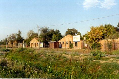 Sisma in Emilia, danneggiato l'ex campo di concentramento di Fossoli