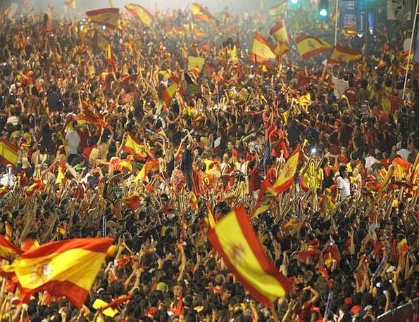 Euro 2012, per la Spagna la vittoria sarà esentasse