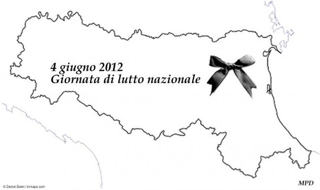 Sisma in Emilia, giorno di lutto senza pace