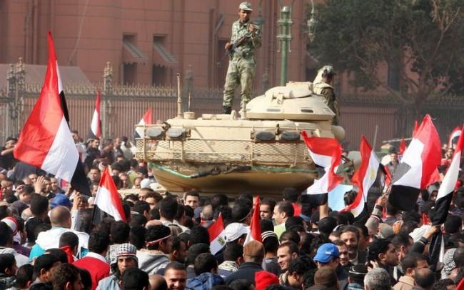 Egitto, il colpo di Stato militare è completo