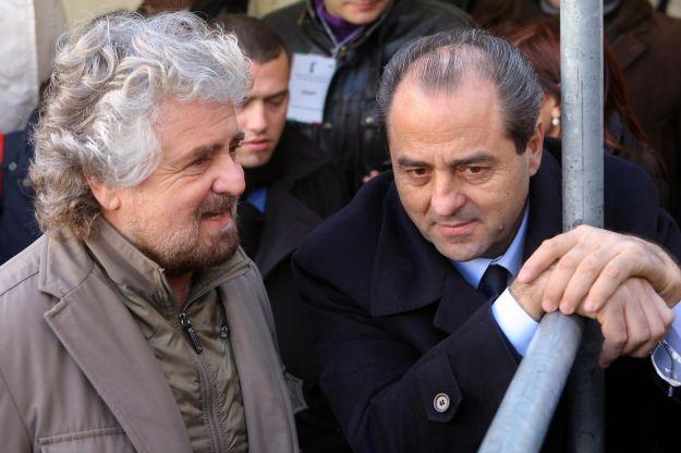 Di Pietro, Vendola e Grillo: parte il valzer delle alleanze improbabili