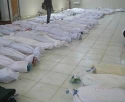 Mattanza siriana: 20mila morti in sedici mesi