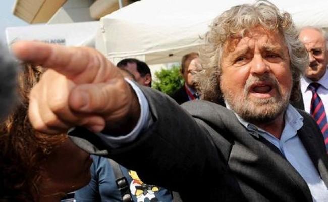 Grillo sfida il Pd ma cade nella trappola