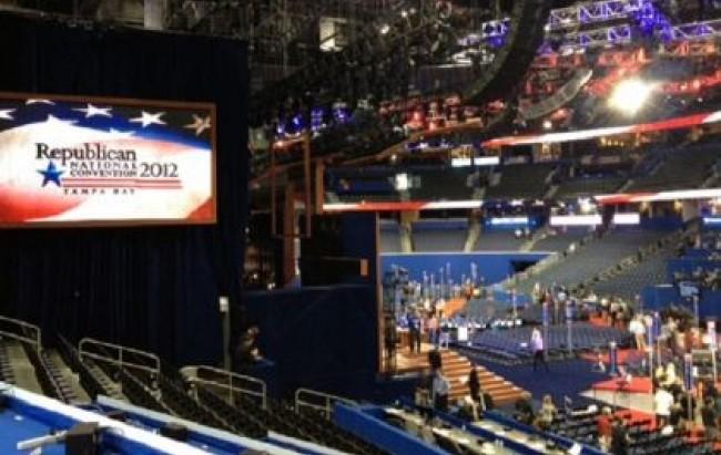 Usa 2012: la Florida scaccia l'uragano Isaac e dà il via alla Convention Repubblicana