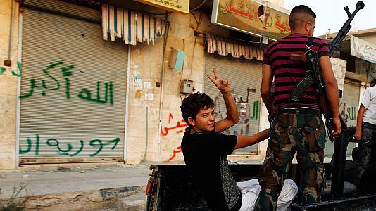 In Siria guerriglieri islamici con passaporto britannico