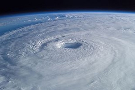 Isaac, l'uragano in fotografia