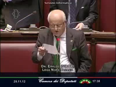 Il deputato leghista e l'italiano. Provate a tradurre – VIDEO