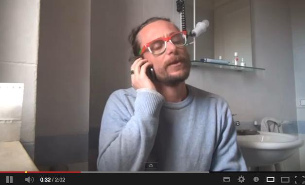 Pinuccio chiama Travaglio dopo Servizio Pubblico – VIDEO