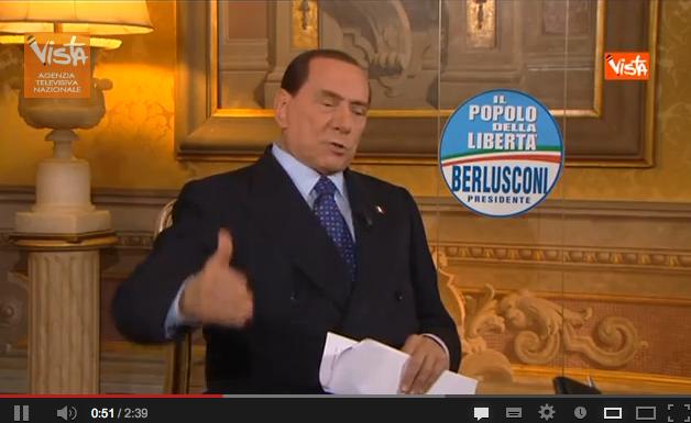 Berlusconi e il nuovo contratto con gli italiani: l'anticipazione – VIDEO
