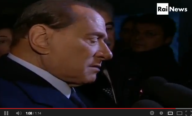 """Berlusconi: """"Mussolini ha fatto bene, leggi razziali grave colpa"""" – VIDEO"""