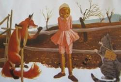 Pinocchio gatto volpe2