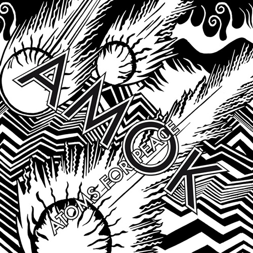 Amok, il primo album degli Atoms for Peace