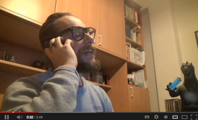 Elezioni2013, Pinuccio chiama Bersani e gli altri