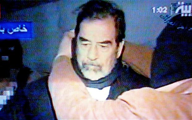 L'Iraq di Saddam non aveva armi di distruzione di massa, Cia e Intelligence britannica sapevano