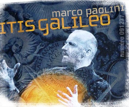"""""""Itis Galileo"""", il nuovo spettacolo di Marco Paolini"""