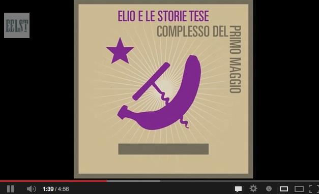 Il Complesso del Primo Maggio, il nuovo singolo di Elio e Le Storie Tese – ASCOLTA