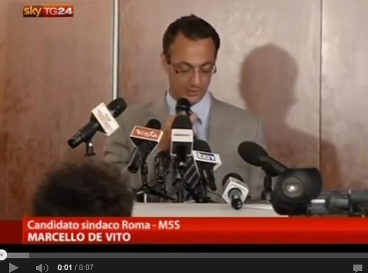 """De Vito (M5S): """"Abbiamo avuto i giornali contro"""""""