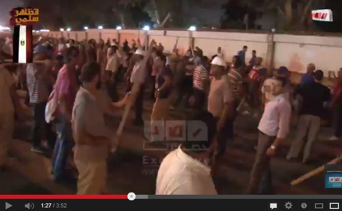 Fratelli musulmani al Cairo