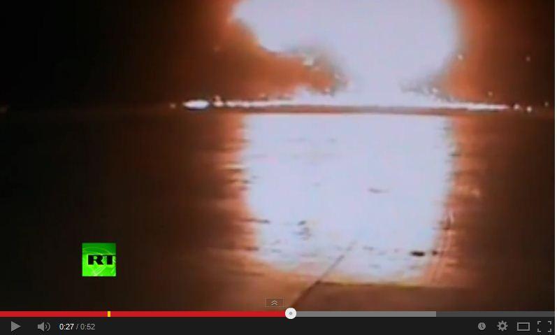 Il drammatico video dello schianto del Boeing in Russia, a Kazan – GUARDA
