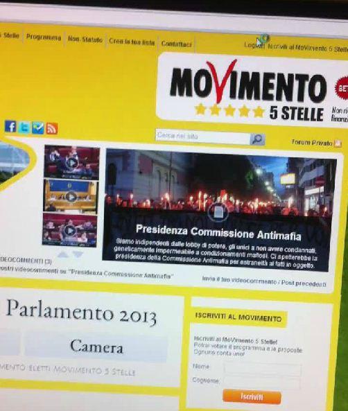 """Francesco Giganti, attivista M5S: """"Democrazia web è truffa, ho votato due volte"""""""
