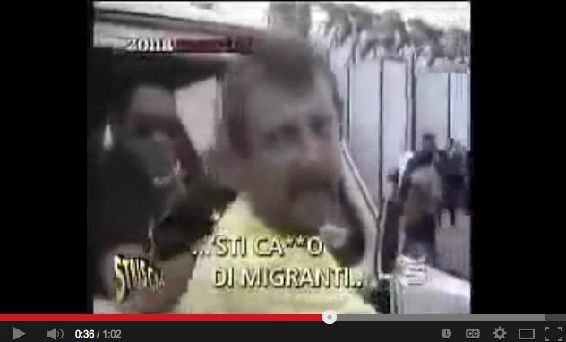 """Quando Casarini sbottò: """"sti cazzo di migranti"""" – VIDEO"""