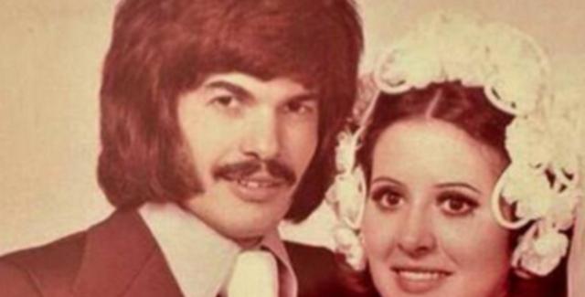 Il matrimonio di Razzi, la foto che impazza sul web