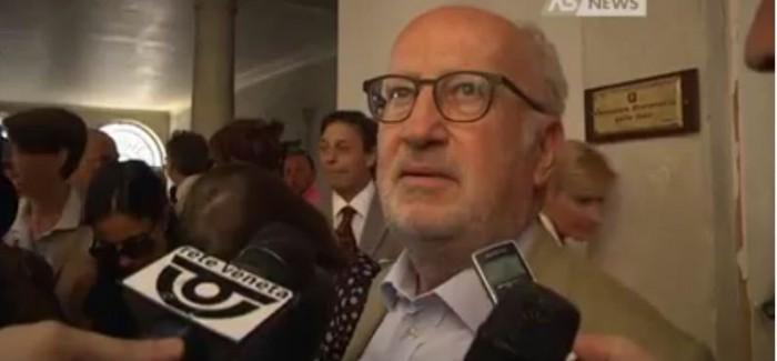 """MOSE, quando il sindaco di Venezia diceva: """"L'inchiesta? Fumo per coprire altro"""" – VIDEO"""