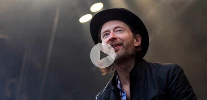 La rivoluzione di Thom Yorke
