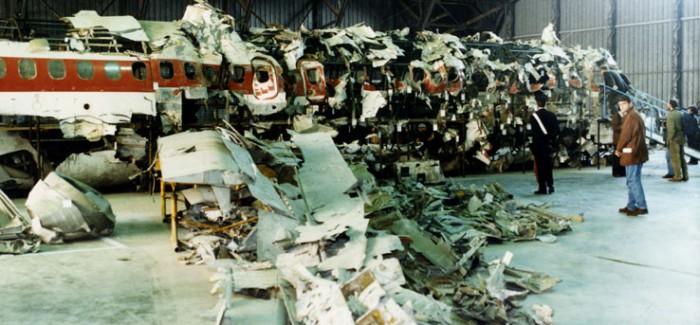 La strage di Ustica, metafora di un Paese