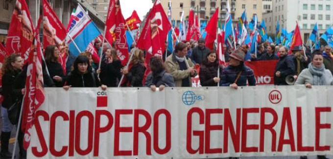 Per favore, ridate dignità al diritto di sciopero